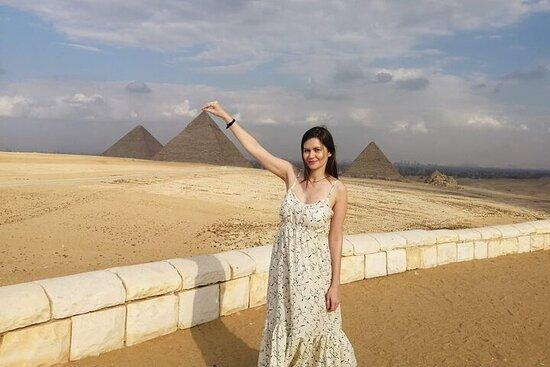 heldagspyramider, Saqqara, Memphis og...