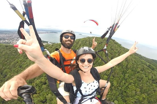 Summit Adventures Voos de Parapente