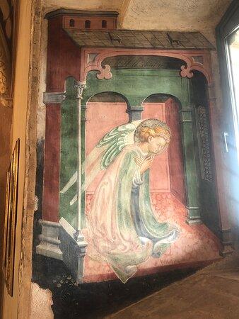 Annunciazione attribuita alla scuola del Pisanello