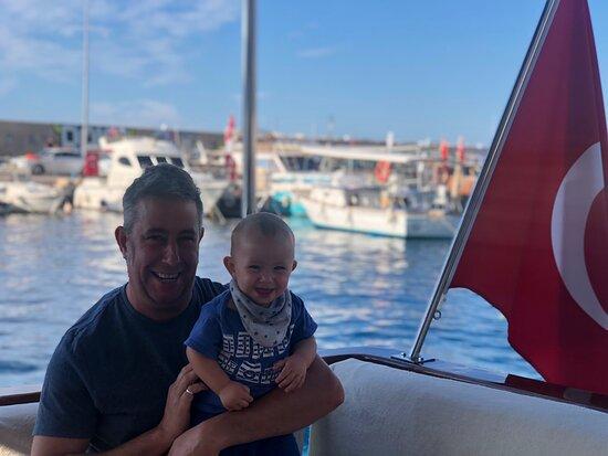 Best boat tour in Kas
