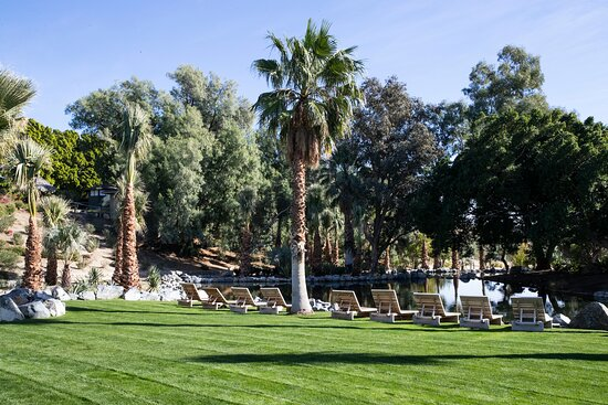 The Capone Suites have been thoughtfully rebuilt and re-designed to offer personalized experiences.  - Picture of Two Bunch Palms, Desert Hot Springs - Tripadvisor