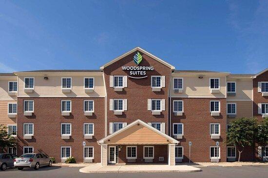 WoodSpring Suites Indianapolis Greenwood