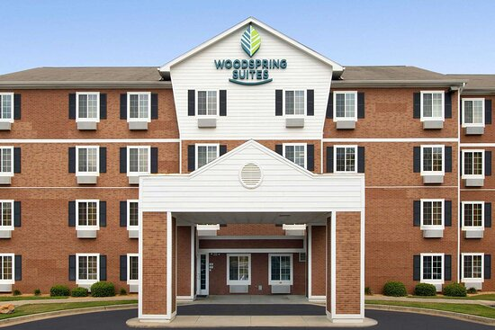 WoodSpring Suites Macon North