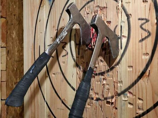 Sublime Axe Throwing
