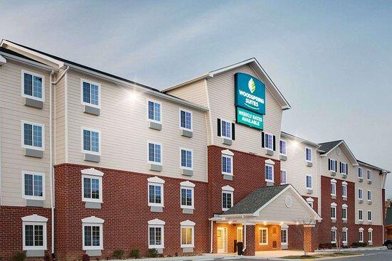 WoodSpring Suites Fredericksburg