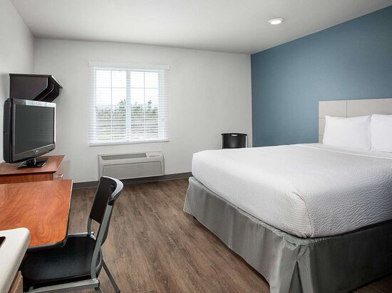 Callaway, فلوريدا: Guest room with double bed(s)