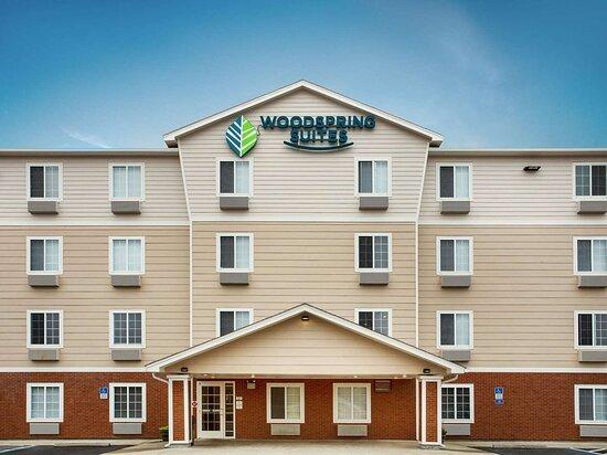 Callaway, فلوريدا: Hotel exterior