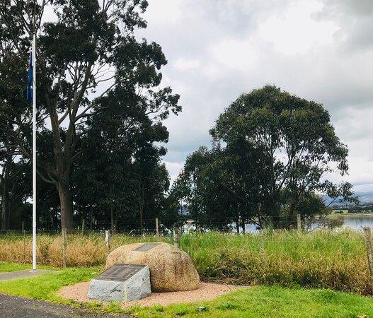Soldier Settlement Memorial Stone