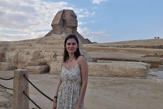 dagsturer til Giza-pyramider, Sakkara...
