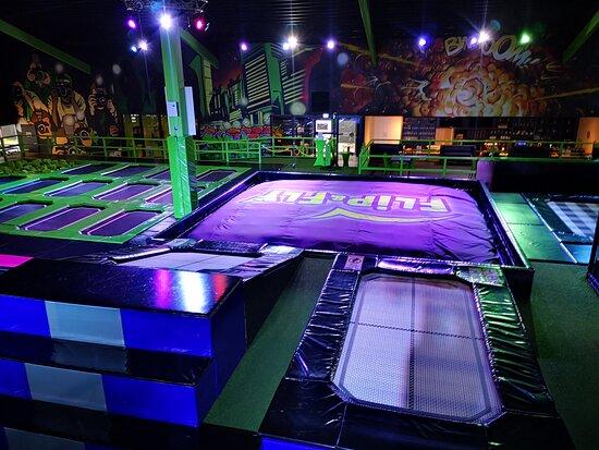 Flip Out Trampoline Arena Rostock