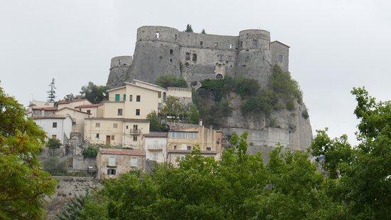 Castello Pandone - Cerro al Volturno