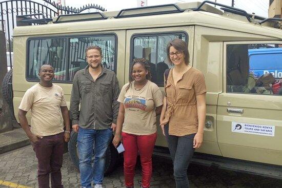 Bienvenido kenya safaris