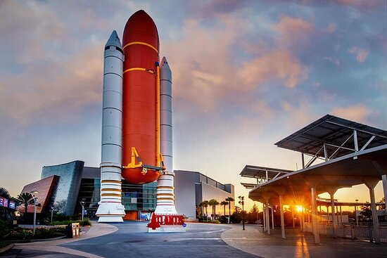 Kennedy Space Center Adventure With All...