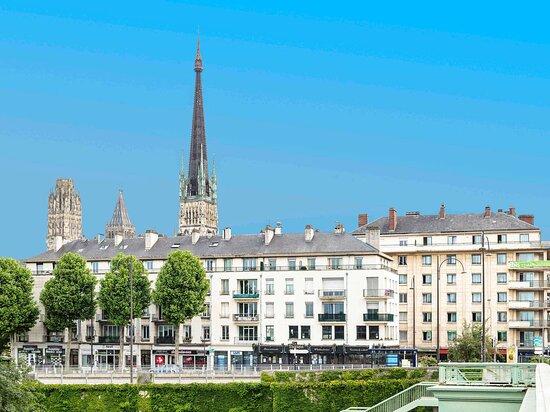 Ibis Styles Rouen Centre Cathedrale, hôtels à Rouen