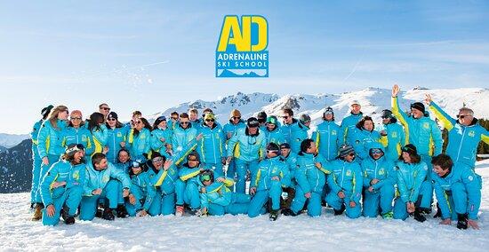 Verbier Adrenaline Ski School