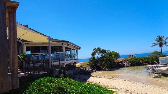 Le Fun Steak House - Anse Vata Bay.