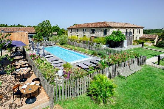 Logis Hotel Le Domaine de Baulieu