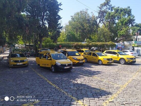 Foca, Τουρκία: Foça Taksi 🚕 0507 733 72 34 📞 7️⃣ Gün 2️⃣4️⃣ Saat ⏱️