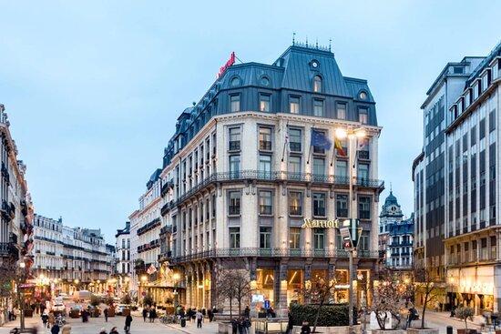 Brussels Marriott Hotel Grand Place, hôtels à Bruxelles