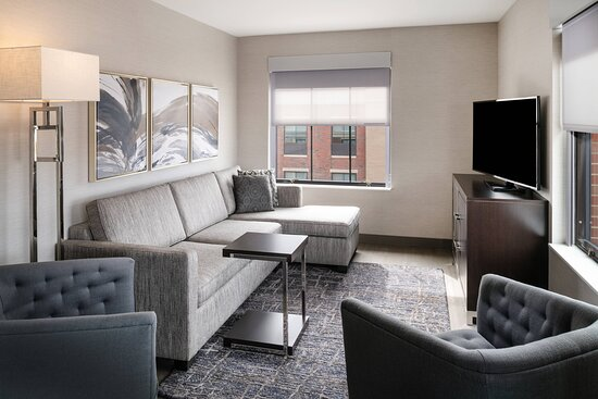 Residence Inn Portsmouth Downtown/Waterfront, Hotels in Kittery