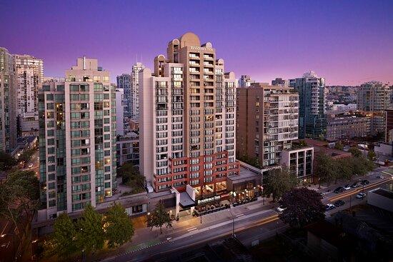 Residence Inn by Marriott Vancouver Downtown, hôtels à Vancouver