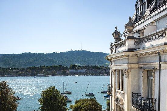 La Réserve Eden Au Lac Zürich, Hotels in Zürich