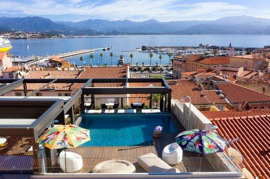 Hotel Fesch & spa, hôtels à Corse