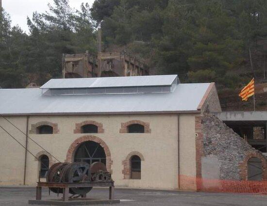 Bellmunt de Priorat, Španělsko: Recomendable la visita guiada