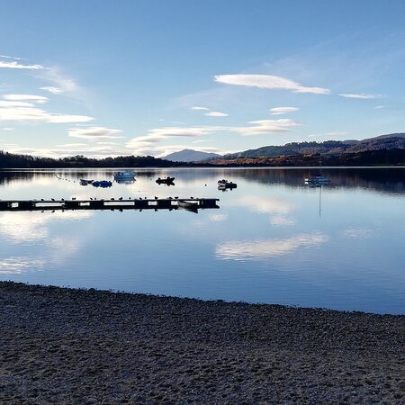 Kincraig, UK: Views from the Boathouse