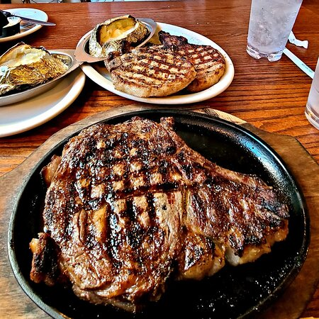 One of the best steaks I've ever had!