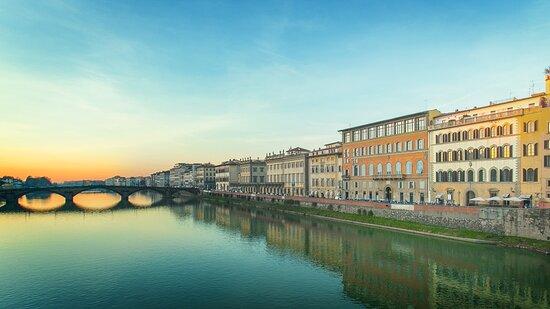 Hotel Bretagna Heritage - Alfieri Collezione, hôtels à Florence