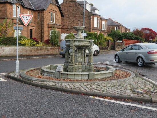 The Mcgowan Fountain