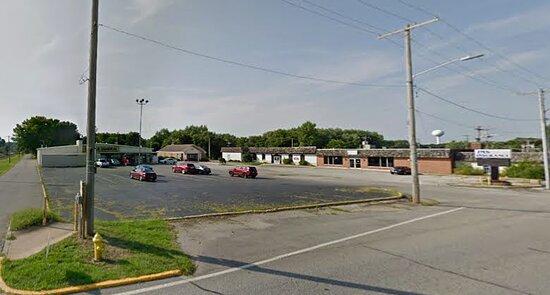 Michigan Street Shopping Plaza near DT Walkerton.