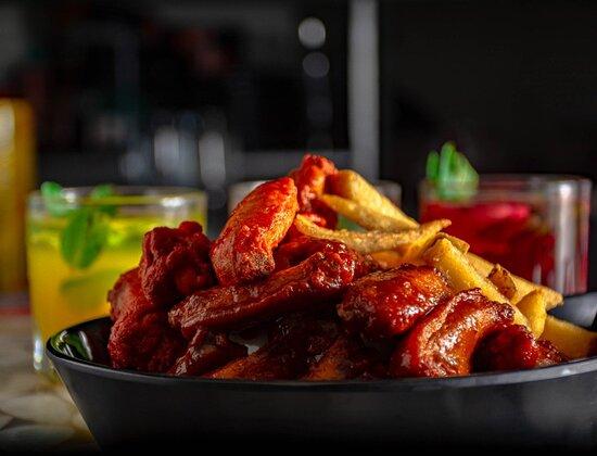 San Mateo Atenco, Mexico: Burger & Grill