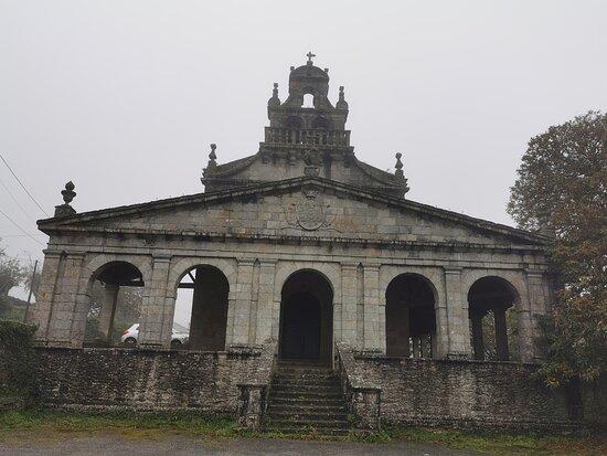 Igrexa de Santa María de Vilabade