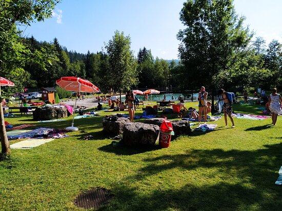 Naturbad & Wasserpark Russbach
