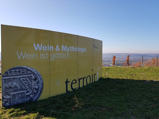 "terroir f Thüngersheim ""Wein & Mythologie"""