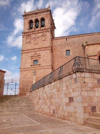 Moron de Almazan, Hiszpania: torre