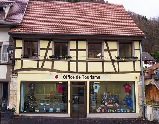 Office Du Tourisme Du Sundgau - Ferrette