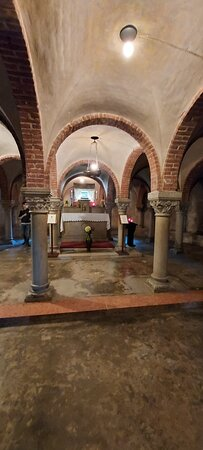 La sepoltura di San Severino  Boezio