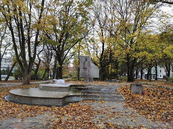 Pomnik Karola Szymanowskiego