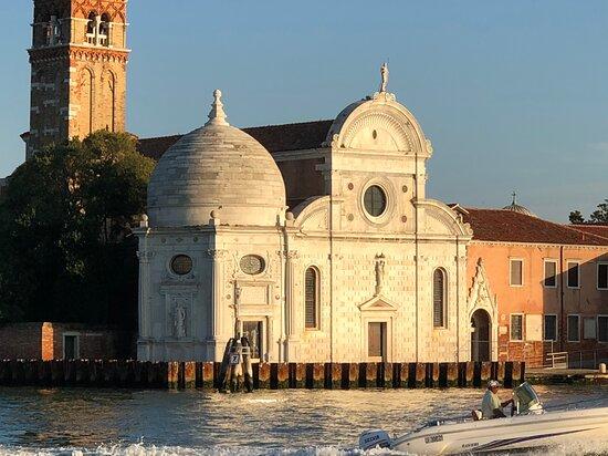 Isola San Michele, Taliansko: Cartolina