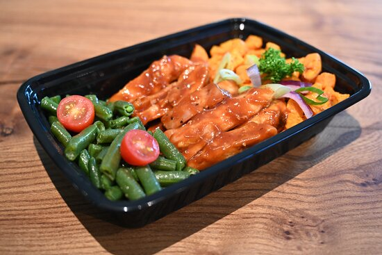Casey Key, FL: BBQ chicken is alwats a hit! Be sure to add this fan favorite to your order!