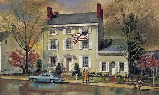 James-Lorah Memorial Home