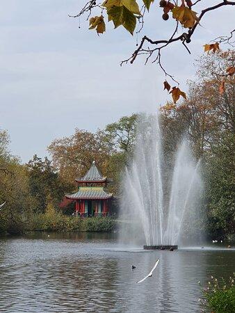 Lake and Pagoda