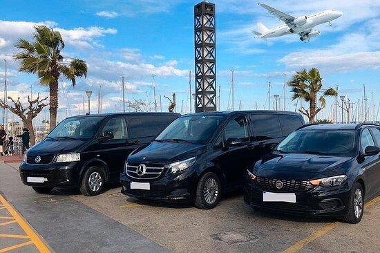 Transfer Táxi: Sottomarina - Aeroporto de Veneza Marco Polo (VCE...