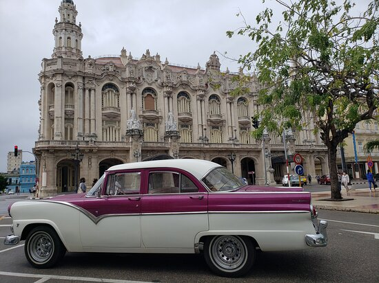 Tour Cuba