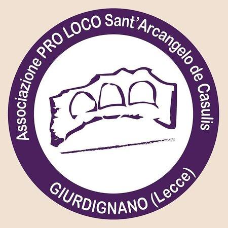 """Giurdignano, Itália: Logo """"Proloco Sant'Arcangelo De Casulis"""""""