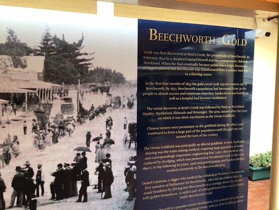 Beechworth Gold