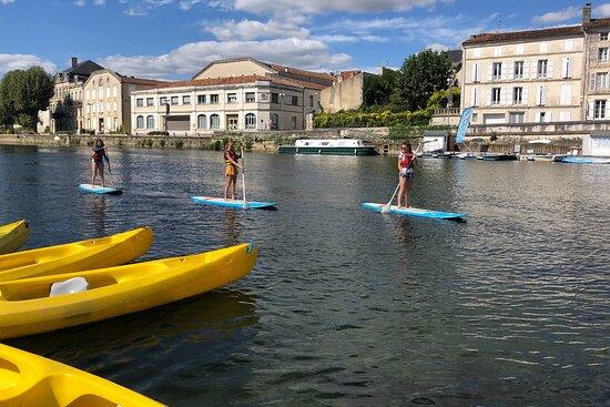 Jarnac Balade Canoë Kayak